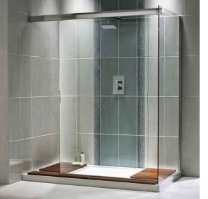 Top walk in shower designs