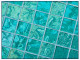 glass tiles for bathroom floors